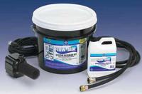 "3//4/"" Tankless Water Heater Descaling Valve Kit Threaded Installation Service"