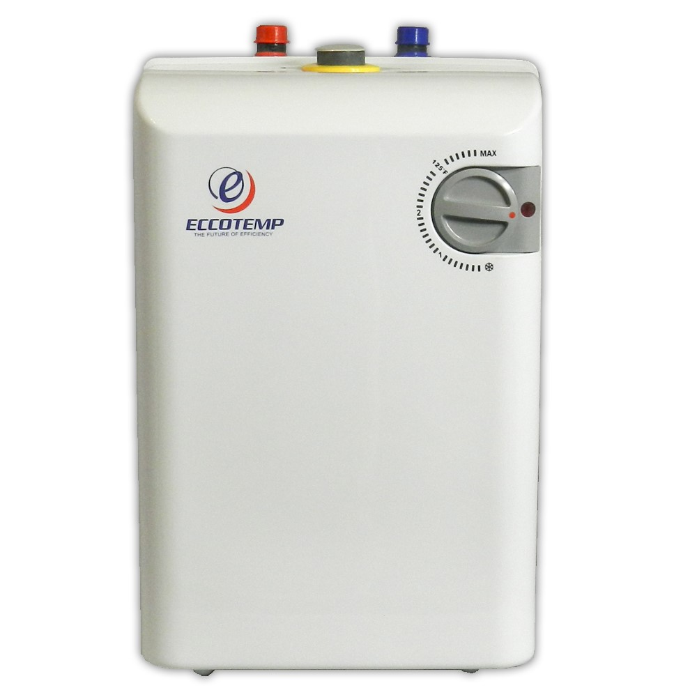 When and Where To Install A Mini Tank Water Heater Eccotempcom