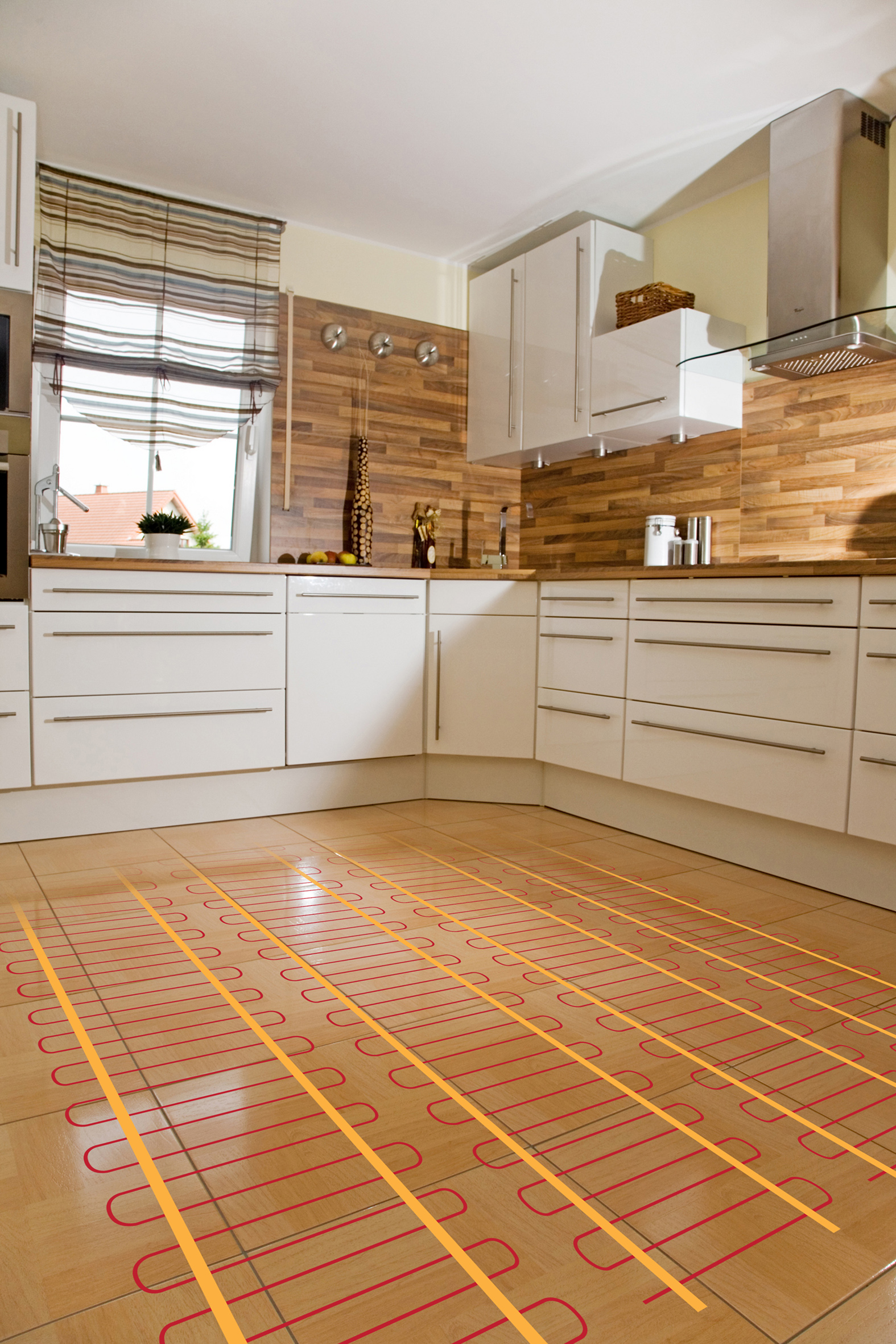 Did You Know Electric Tankless Water Heaters Are Great For Radiant - How to do radiant floor heating
